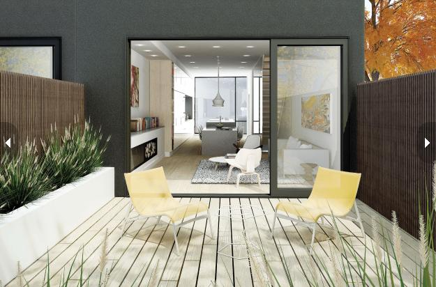 CORE Modern Homes at 538 Eglinton Avenue East, Toronto, Ontario. Image 5