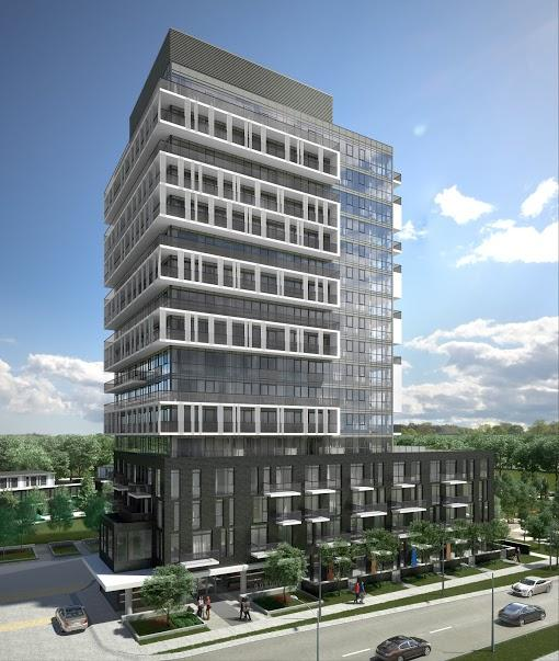 150 Fairview Mall Soul Condos at Fairview Mall Drive, Toronto, Ontario. Image 3