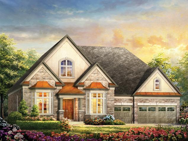 Credit Manor Heights at 8079 Mississauga Road, Brampton, Ontario. Image 1