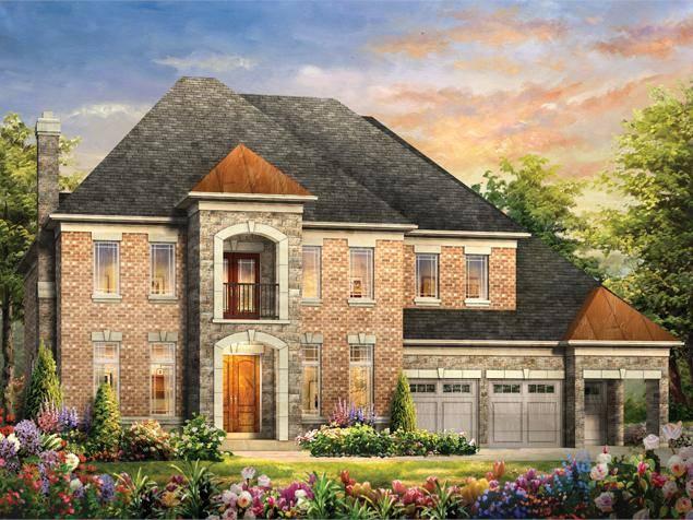 Credit Manor Heights at 8079 Mississauga Road, Brampton, Ontario. Image 3