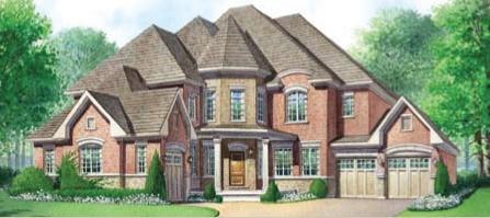 King Oaks at Keele Street & King Road, King City, Ontario. Image 6