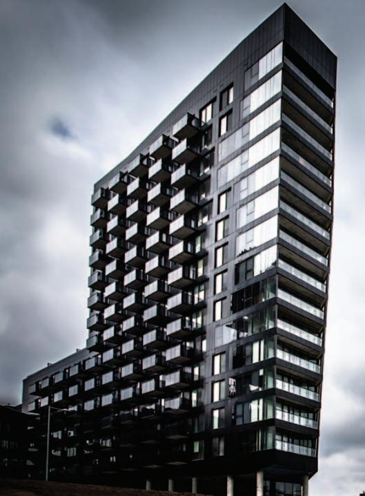 River City Phase 3 at Eastern Avenue & Saint Lawrence Street, Toronto, Ontario. Image 11