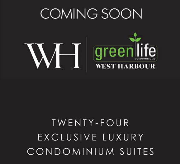 GreenLife West Harbour at Lakeshore Road West & Chisholm Street, Oakville, Ontario. Image 1