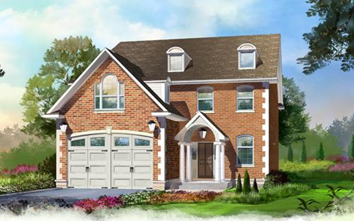 The Crown Collection at 7250 2 Line West, Mississauga, Ontario. Image 4