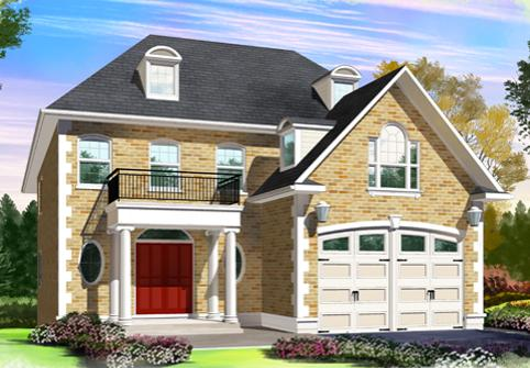 The Crown Collection at 7250 2 Line West, Mississauga, Ontario. Image 5