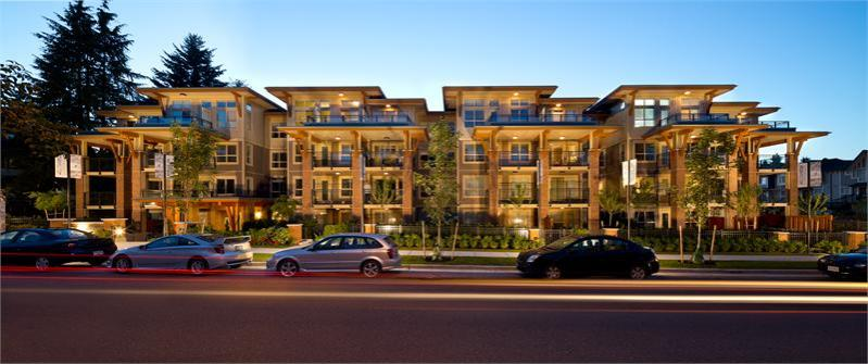 Storybrook Condos at 18th St & Stride Avenue, Burnaby, British Columbia. Image 2