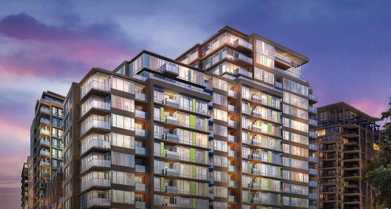 Quintet Grand Estate at Minoru Blvd & Lansdowne Rd, Richmond, British Columbia. Image 1