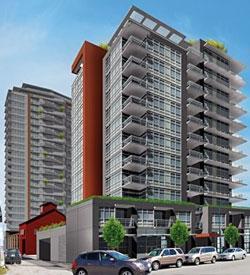 Proximity Condos at E 2nd Ave & Ontario St, Vancouver, British Columbia. Image 2