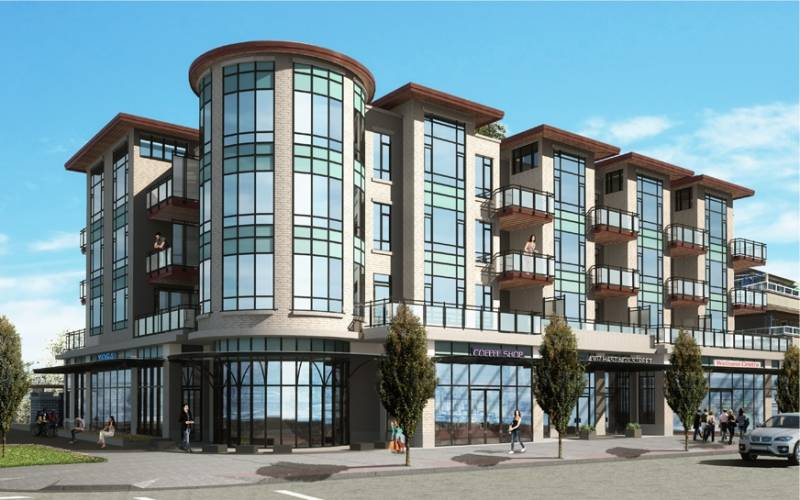 Madison at Burnaby Heights at 4301 Hastings Street, Burnaby, British Columbia. Image 1