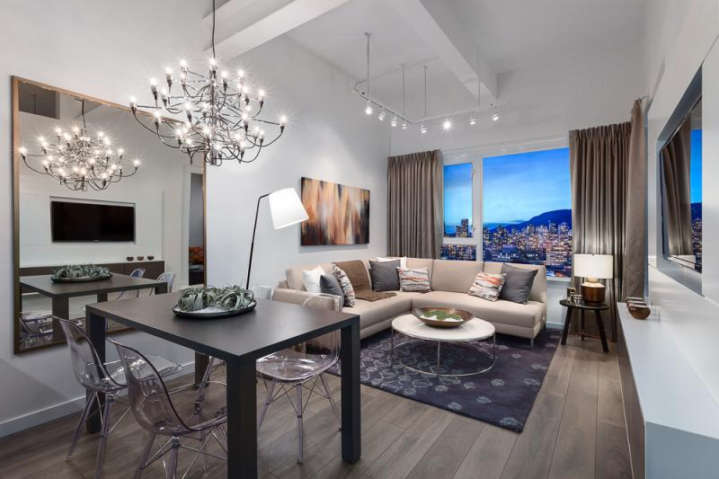 Citti Condos at 238 West Broadway, Vancouver, British Columbia. Image 3