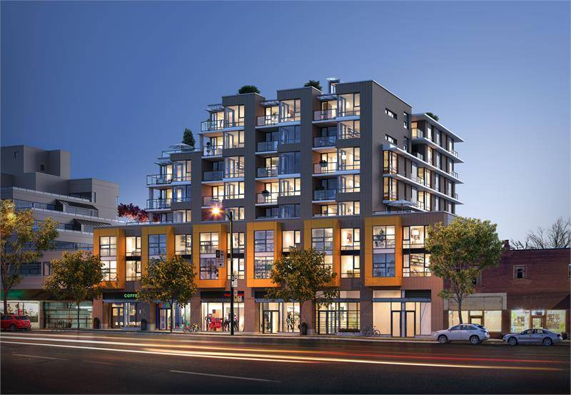 Citti Condos at 238 West Broadway, Vancouver, British Columbia. Image 6