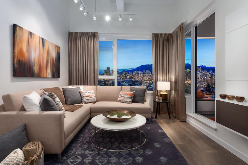 Citti Condos at 238 West Broadway, Vancouver, British Columbia. Image 7