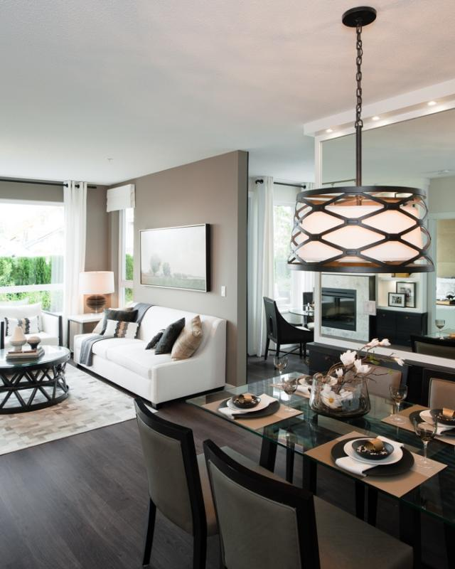 The Residences at Queen Mary at 717 Chesterfield Avenue, North Vancouver, British Columbia. Image 8