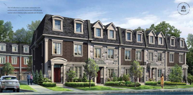 The S Collection at Islington Avenue and Hwy 7, Vaughan, Ontario. Image 3
