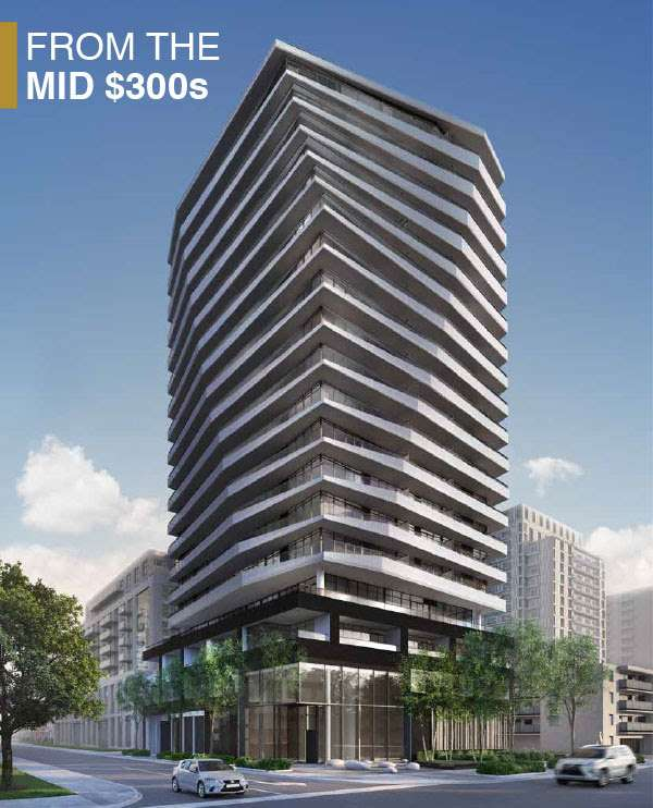 Distinction Condos at 11 Lillian Street, Toronto, Ontario. Image 2