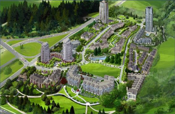 Parkside at Victoria Hill at Royal Ave & McBride Blvd, New Westminster, British Columbia. Image 6