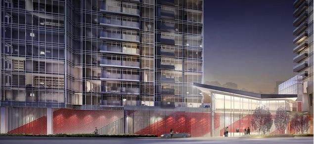 Forward Condos at Housey St, Toronto, Ontario. Image 2