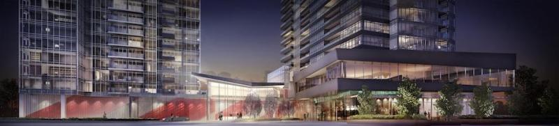 Forward Condos at Housey St, Toronto, Ontario. Image 3