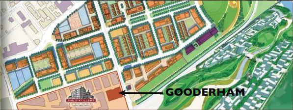 Gooderham at 390 Cherry Street, Toronto, Ontario. Image 4