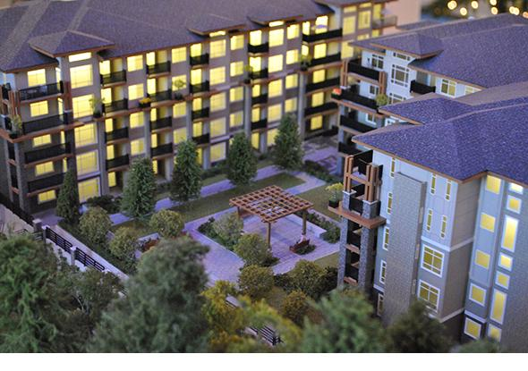Orchid Riverside Homes at 2455 Wilson Avenue, Port Coquitlam, British Columbia. Image 4