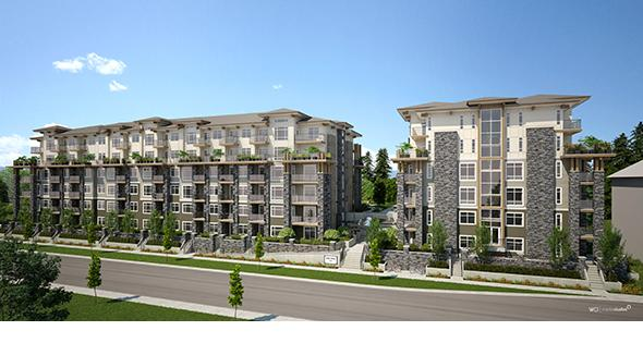 Orchid Riverside Homes at 2455 Wilson Avenue, Port Coquitlam, British Columbia. Image 5