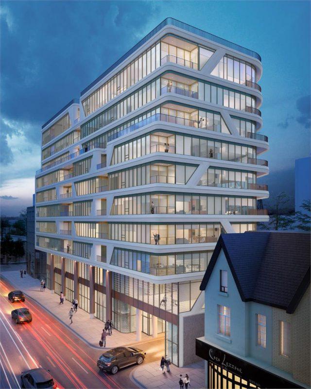 Avenue 151 Yorkville at 151 Avenue Road, Toronto, Ontario. Image 6
