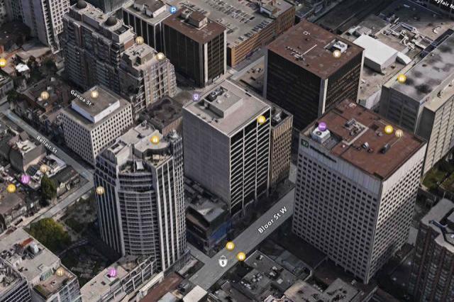 80 Bloor Street West at 80 Bloor Street West, Toronto, Ontario. Image 2