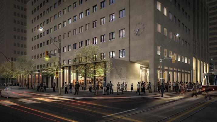 481 University at 481 University Avenue, Toronto, Ontario. Image 2