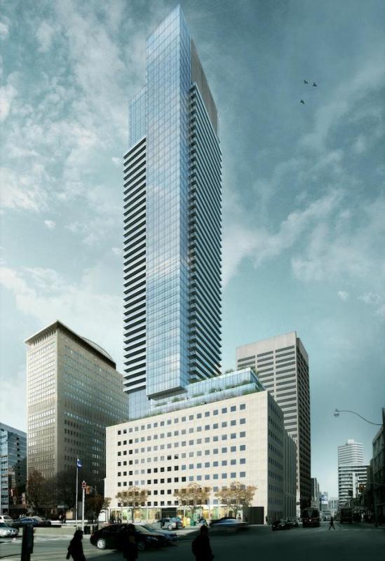 481 University at 481 University Avenue, Toronto, Ontario. Image 4