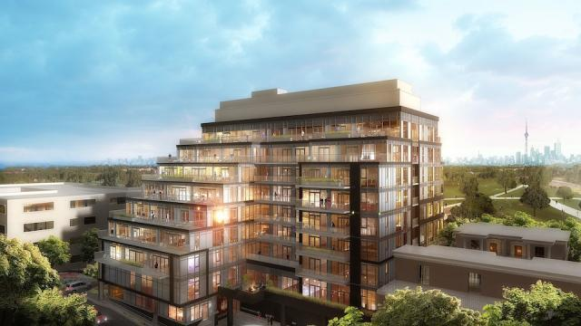 The Code Condos at 6 Parkwood Avenue, Toronto, Ontario. Image 3