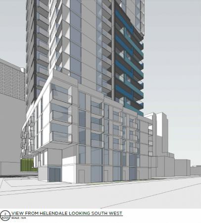 31 - 37 Helendale Avenue at 31 Helendale Avenue, Toronto, Ontario. Image 1