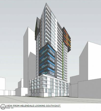 31 - 37 Helendale Avenue at 31 Helendale Avenue, Toronto, Ontario. Image 2