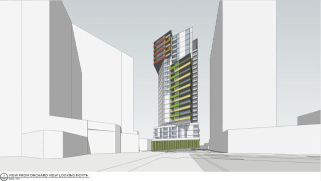 31 - 37 Helendale Avenue at 31 Helendale Avenue, Toronto, Ontario. Image 3