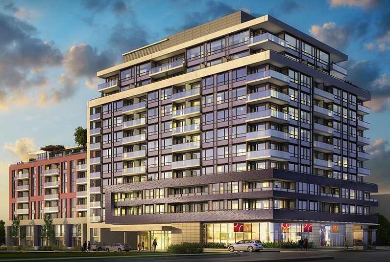 The 2800 Condos at 2800 Keele Street, Toronto, Ontario. Image 4