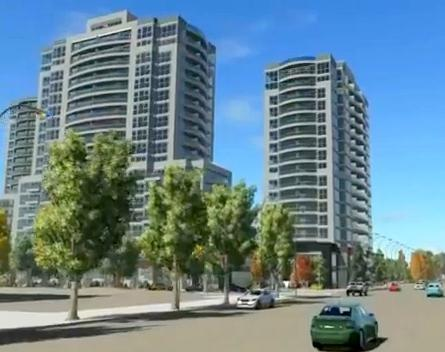 2150 Condos Phase 2 at Lawrence Avenue East & Birchmount Road, Toronto, Ontario. Image 1