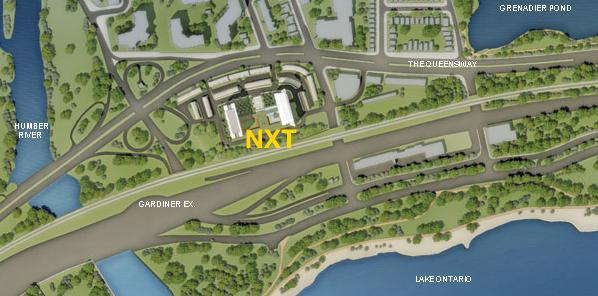 NXT at Windermere By The Lake at 103 The Queensway, Toronto, Ontario. Image 5