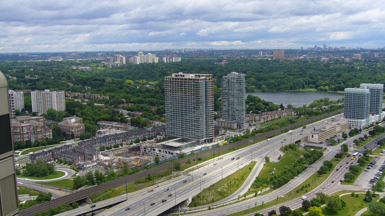 NXT at Windermere By The Lake at 103 The Queensway, Toronto, Ontario. Image 7