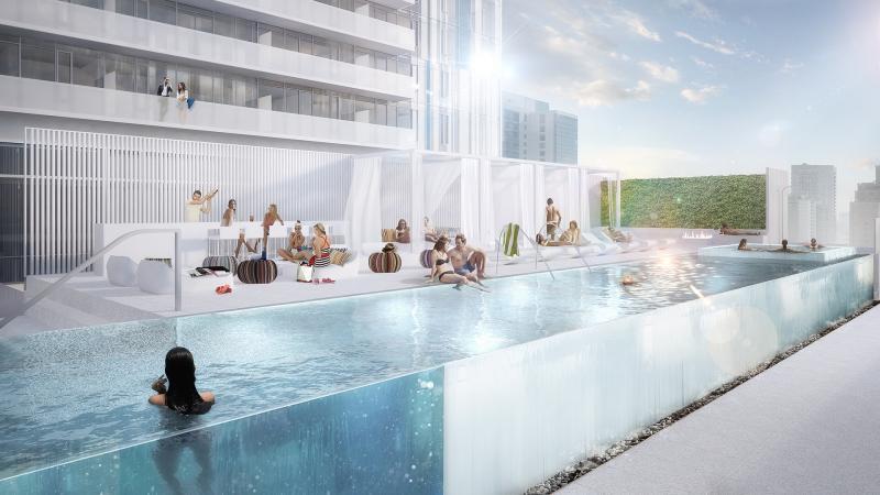 150 Redpath Condominiums at 150 Redpath Avenue, Toronto, Ontario. Image 1