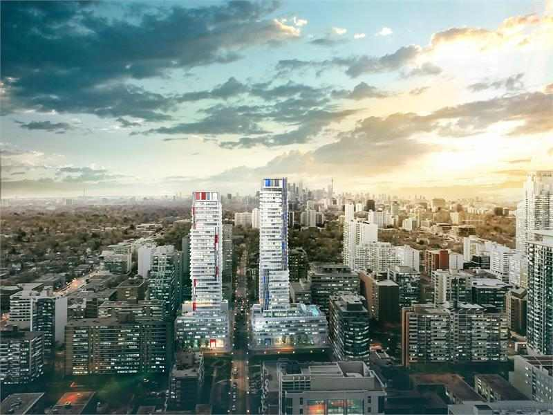 150 Redpath Condominiums at 150 Redpath Avenue, Toronto, Ontario. Image 2