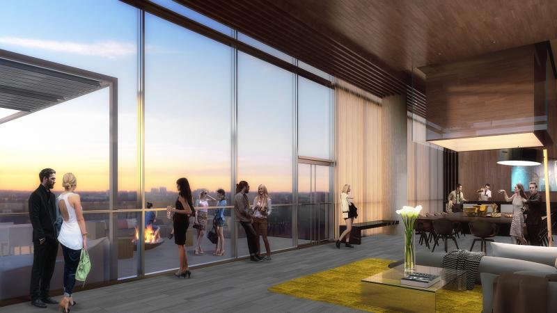 150 Redpath Condominiums at 150 Redpath Avenue, Toronto, Ontario. Image 3