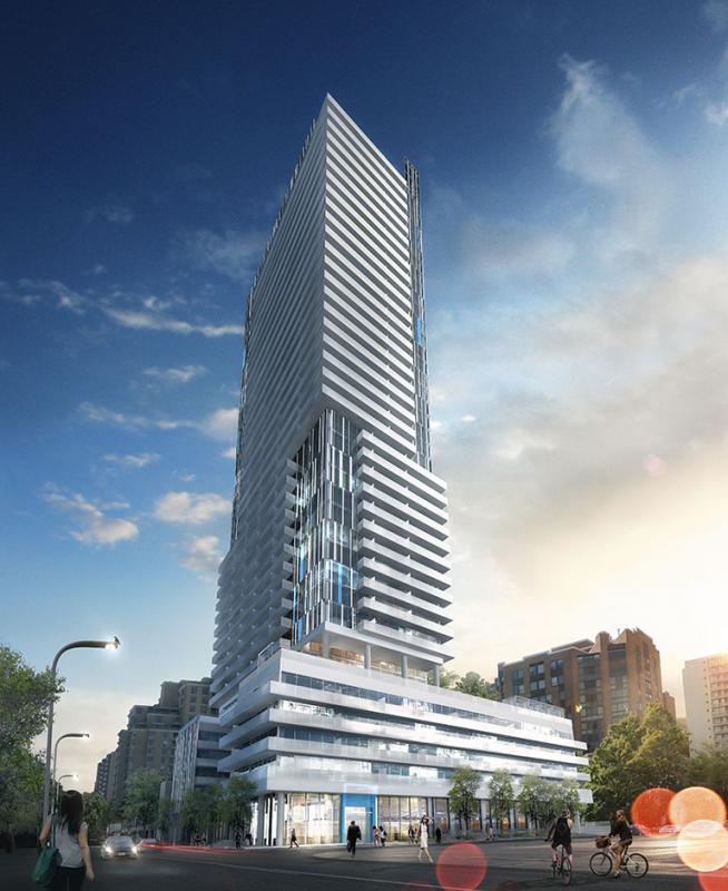 150 Redpath Condominiums at 150 Redpath Avenue, Toronto, Ontario. Image 6