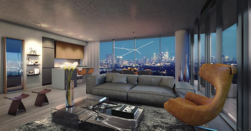 150 Redpath Condominiums at 150 Redpath Avenue, Toronto, Ontario. Image 7