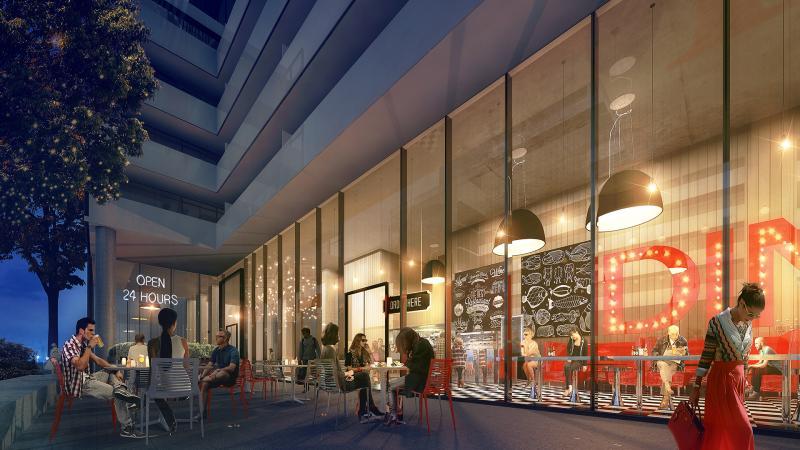 150 Redpath Condominiums at 150 Redpath Avenue, Toronto, Ontario. Image 8