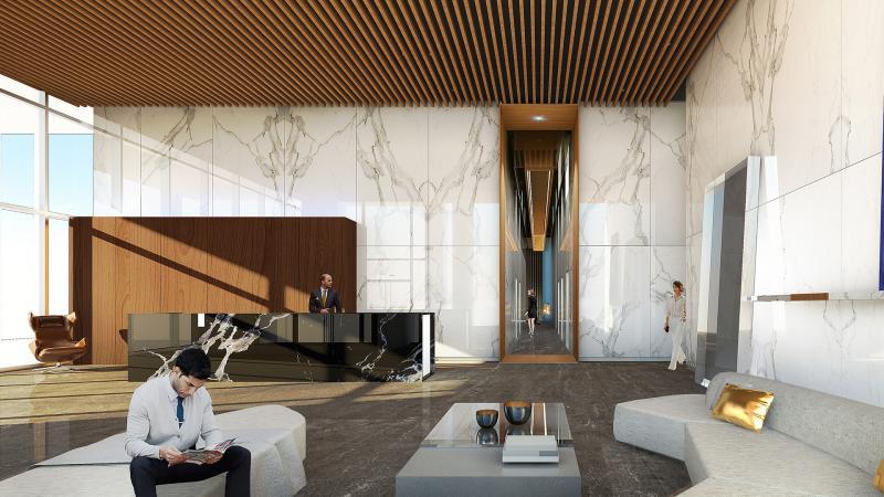 150 Redpath Condominiums at 150 Redpath Avenue, Toronto, Ontario. Image 10