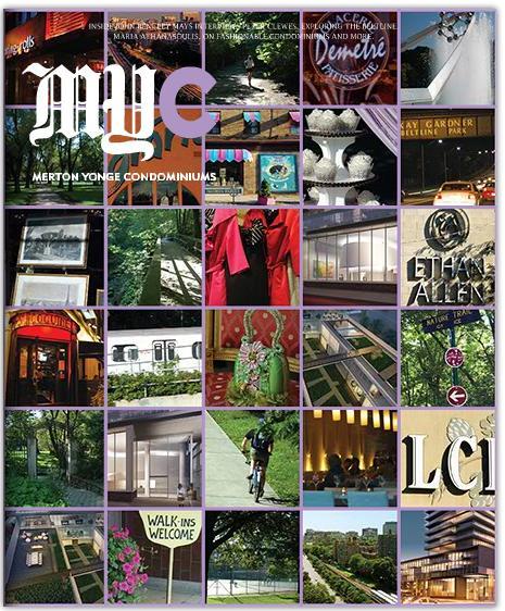 MYC - Merton Yonge Condominiums at 1815 Yonge Street, Toronto, Ontario. Image 2