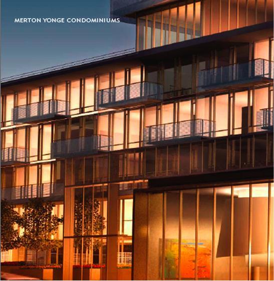 MYC - Merton Yonge Condominiums at 1815 Yonge Street, Toronto, Ontario. Image 4