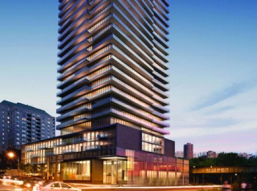 MYC - Merton Yonge Condominiums at 1815 Yonge Street, Toronto, Ontario. Image 8