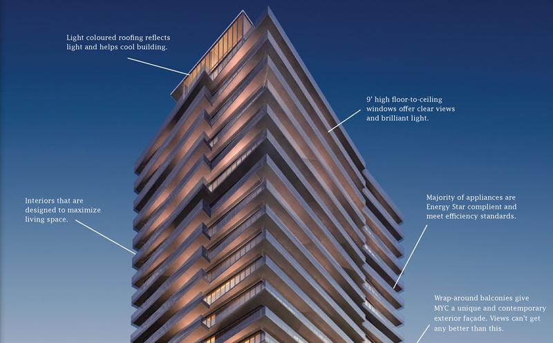 MYC - Merton Yonge Condominiums at 1815 Yonge Street, Toronto, Ontario. Image 10