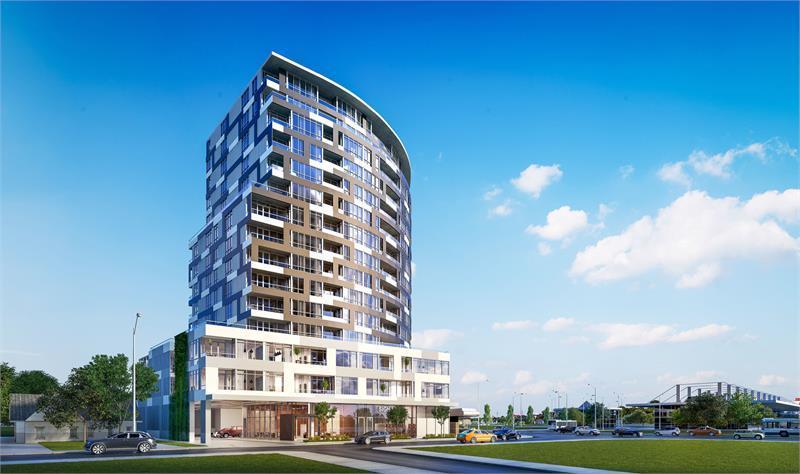 Futura Condos at 1050 Sheppard Avenue West, Toronto, Ontario. Image 1