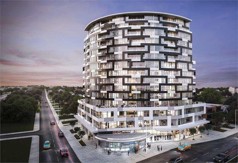 Futura Condos at 1050 Sheppard Avenue West, Toronto, Ontario. Image 2